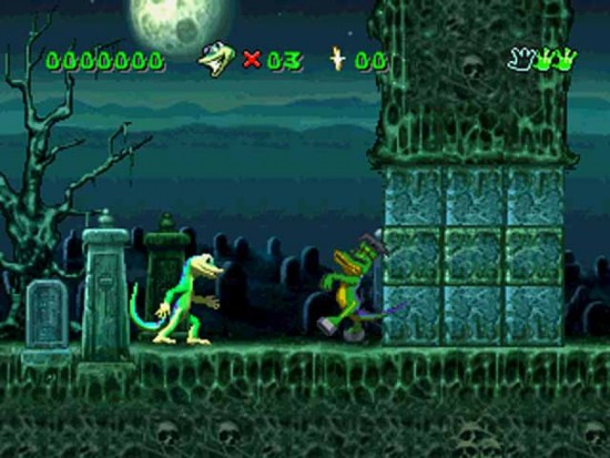 Gex PS1 ROM #13