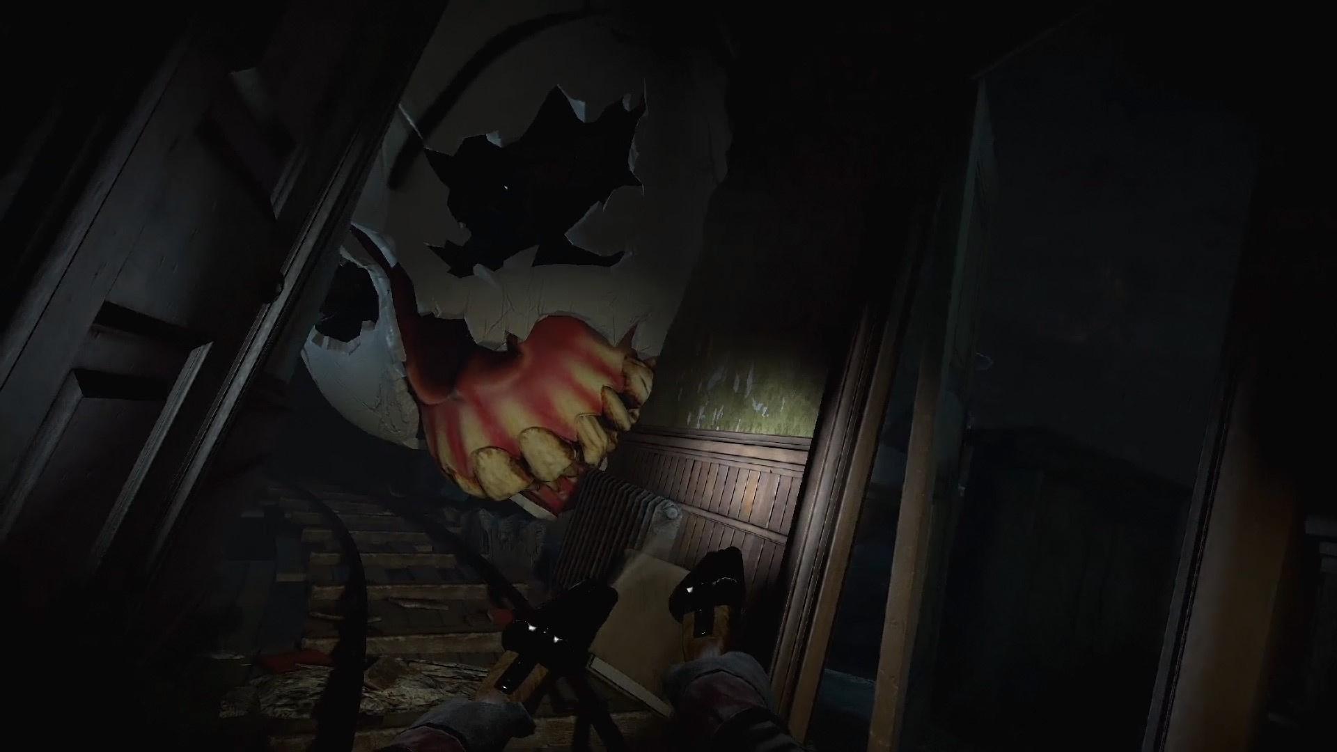 Until Dawn Rush Of Blood PS4 PlayStation 4 News Reviews Trailer Amp Screenshots