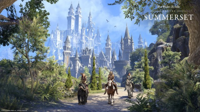 The Elder Scrolls Online: Summerset Review - Screenshot 1 of 3