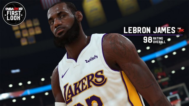 NBA 2K19 Review - Screenshot 2 of 5