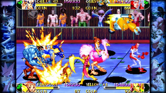 Capcom Beat 'Em Up Bundle Review - Screenshot 2 of 5