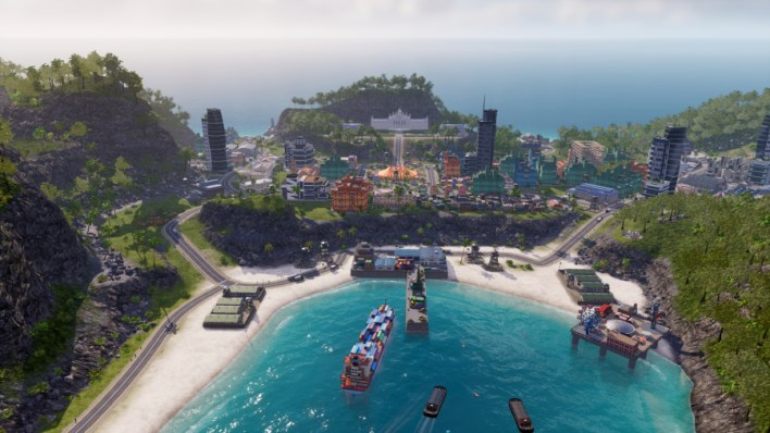 Tropico 6 Review - Capture d'écran 4 sur 5