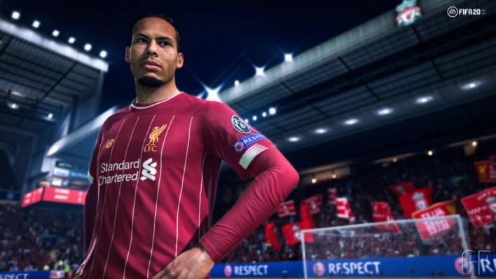 FIFA 20 Review - Capture d'écran 3 sur 6