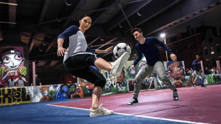 FIFA 20 Review - Capture d'écran 2 sur 6