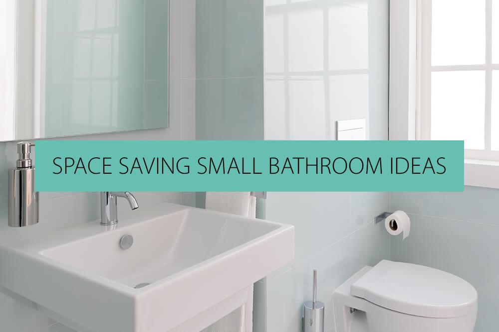 space saving small bathroom ideas qs