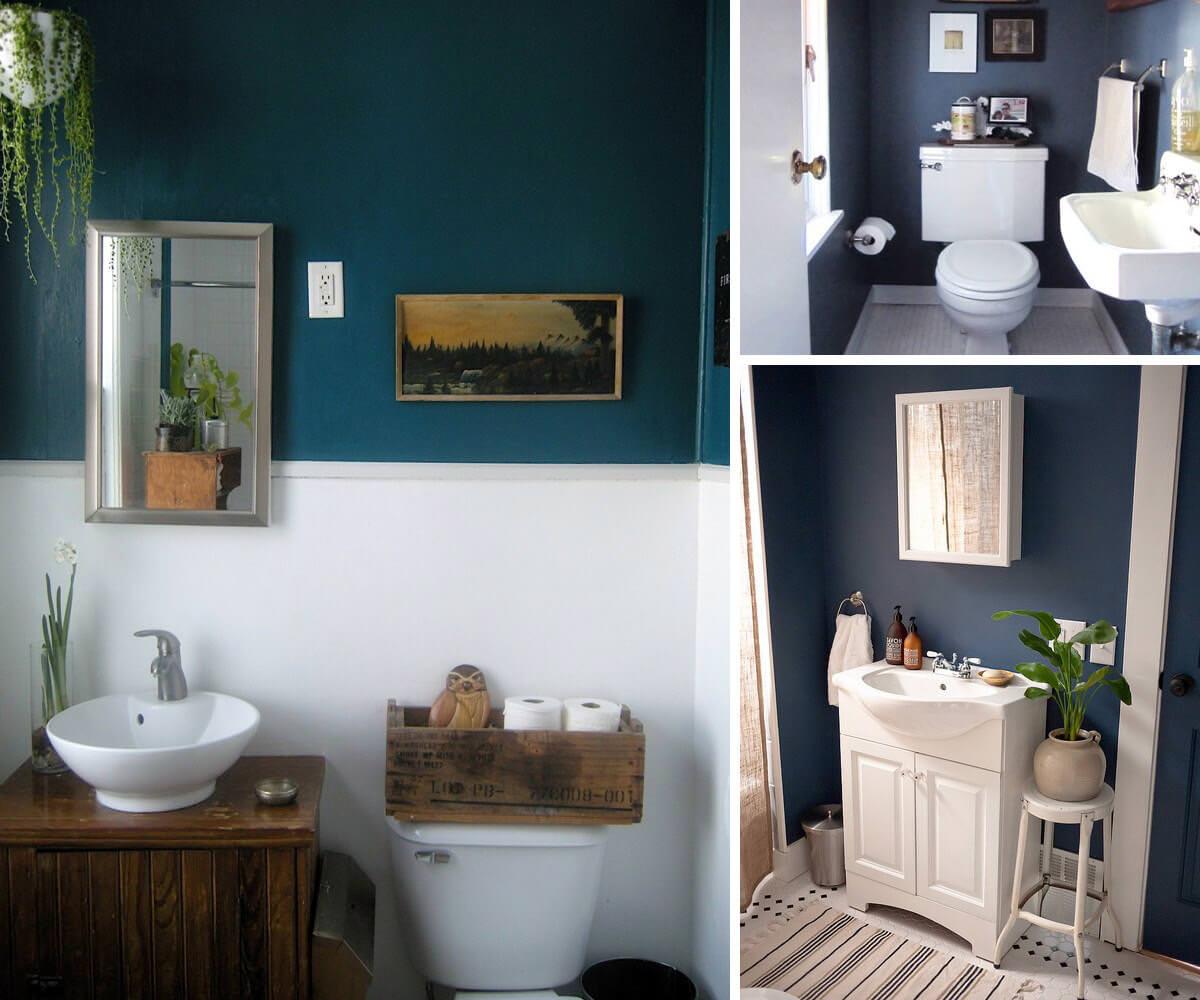 bathroom ideas 55 blue bathrooms design ideas on blue paint bathroom ideas exterior id=82020