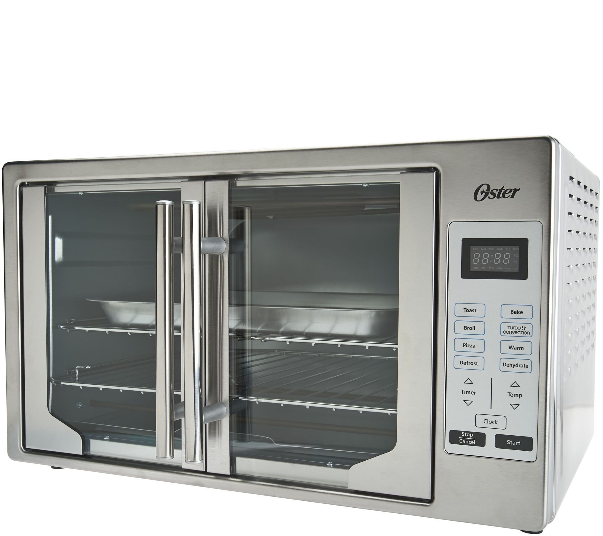 Oster XL Digital Convection Oven With French Doors Page