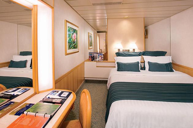 Carnival Cruise Interior Rooms
