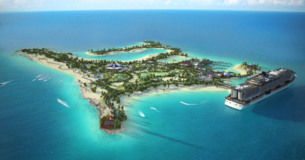 Image result for msc private island
