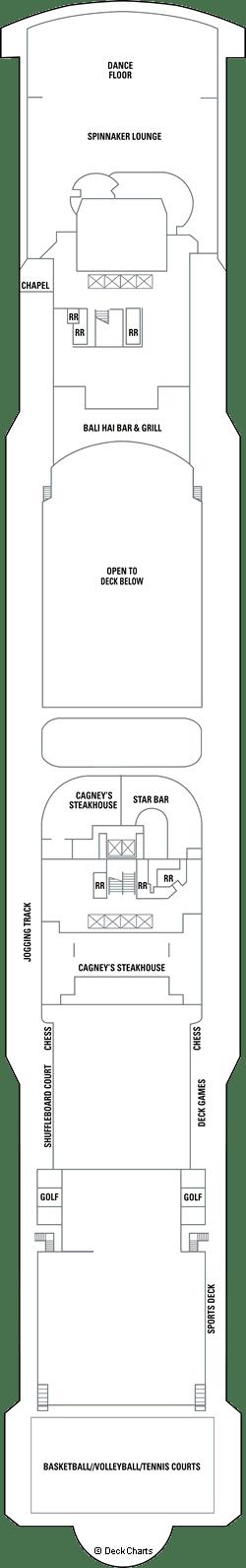 Norwegian Jade Deck Plans, Ship Layout & Staterooms
