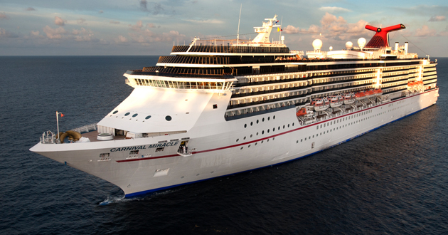 Image result for carnival miracle image