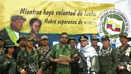 """Résultat de recherche d'images pour """"Maduro réactive les Farcs"""""""