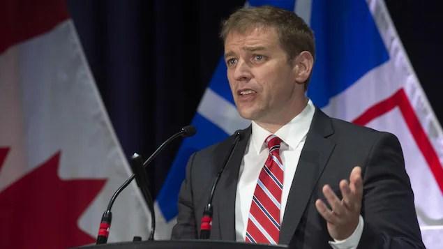 Andrew Furey est le nouveau premier ministre désigné de Terre-Neuve-et-Labrador