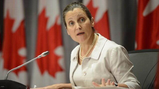Tarifs américains sur l'aluminium : Ottawa sur le point de dévoiler sa réplique