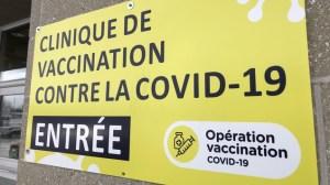 Le Québecinc. prêt à contribuer gratuitement à l'accélération de la vaccination