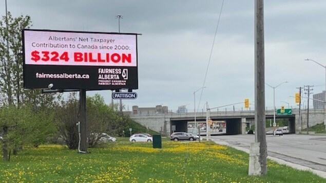 Un nouvel organisme veut sensibiliser les Canadiens aux défis économiques de l'Alberta