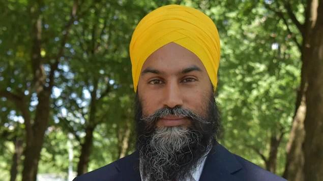 Crise d'Oka: «Les Mohawks ont fait preuve de résilience», dit Jagmeet Singh