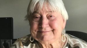 Une dame de 93ans attrape la COVID-19 juste avant de recevoir le vaccin