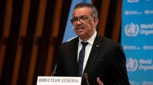 Le patron de l'OMS appelle à ne pas vacciner les enfants par solidarité