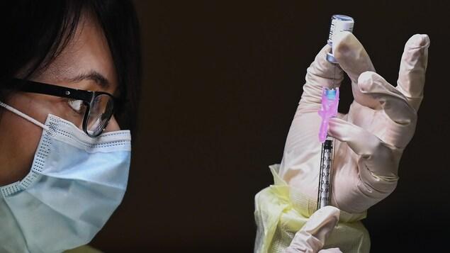 COVID-19: bilan stable et poursuite de la vaccination sur la Côte-Nord