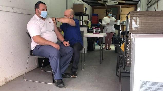 Vaccination mobile et 30 000 nouvelles doses de vaccin pour le Bas-Saint-Laurent