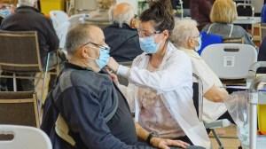 AstraZeneca: la vaccination se poursuit chez les plus de 55ans au Nouveau-Brunswick