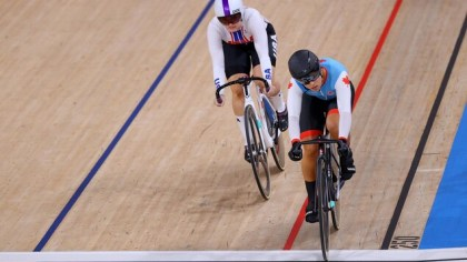 Excellent begin to the dash for Lauriane Genest and Kelsey Mitchell