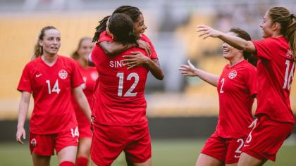 Olympic Qualifiers: Directions for Canadian Groups    Olympic Video games