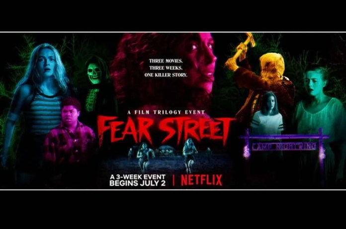 Netflix: Fear Street Contest