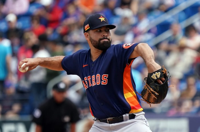 Urquidy Not At Astros Camp For Undisclosed Reasons | Sports Radio ...
