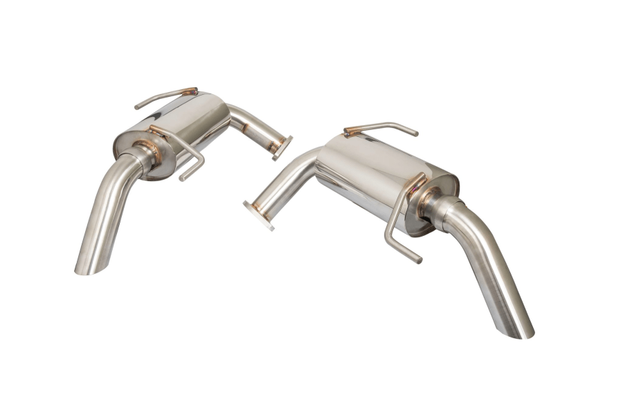 lachute performance axle back exhaust