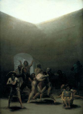 Dəli həyəti - 1794