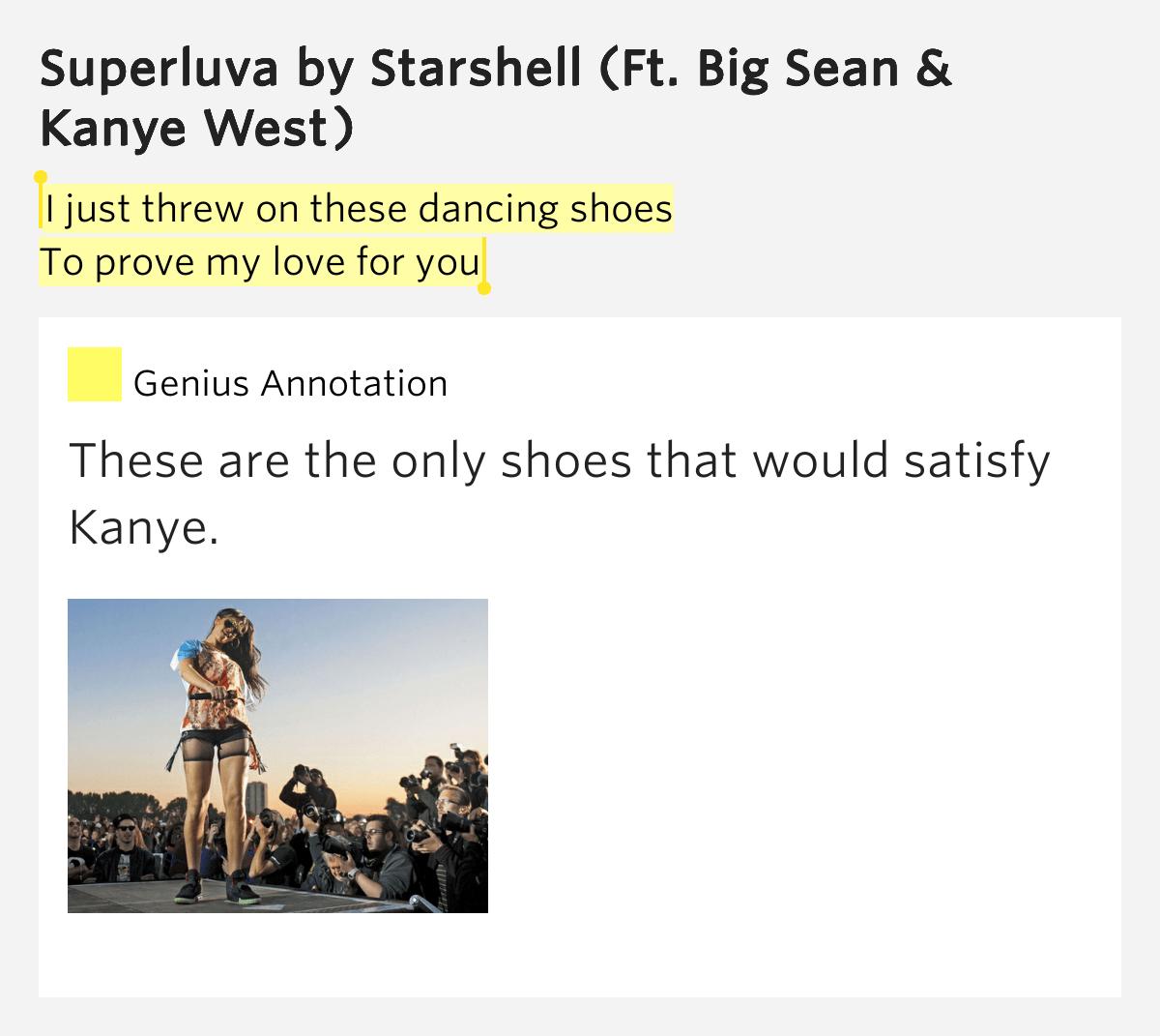 Dancing Shoes Lyrics