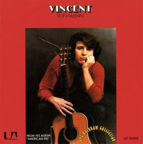Don McLean – Vincent (Starry Starry Night) Lyrics | Genius ...