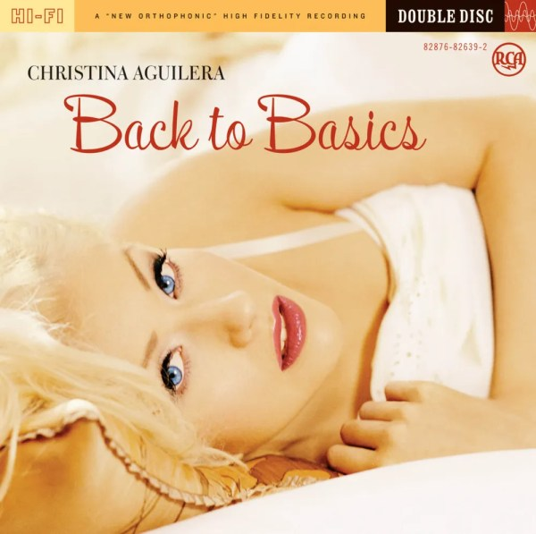 Christina Aguilera's 'Back to Basics' & The Vision of Her ...