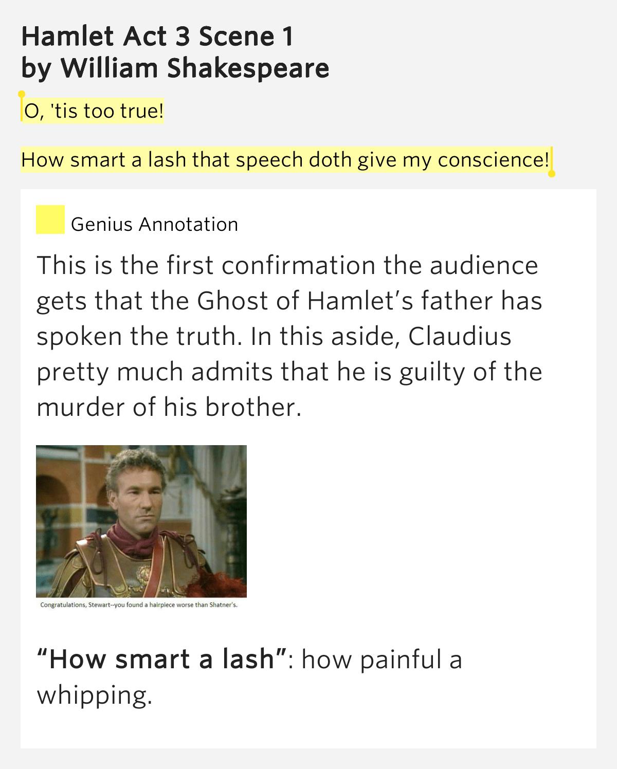 Hamlet Act 1 Crossword Puzzle Answers