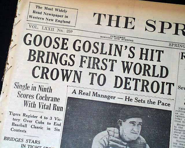 Image result for stan hack 1935 world series