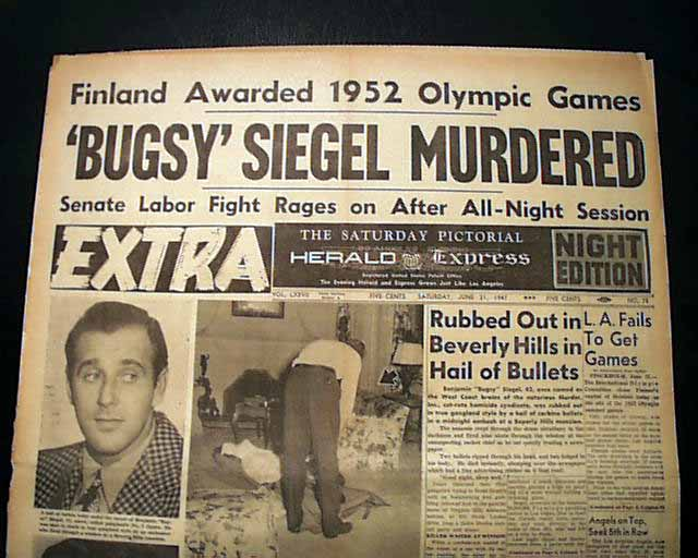 Image result for bugsy siegel