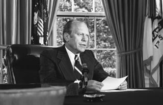 Photo courtesy of the Gerald R. Ford Library