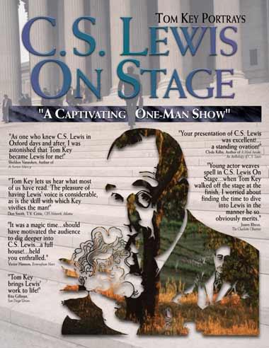 CS Lewis on Stage