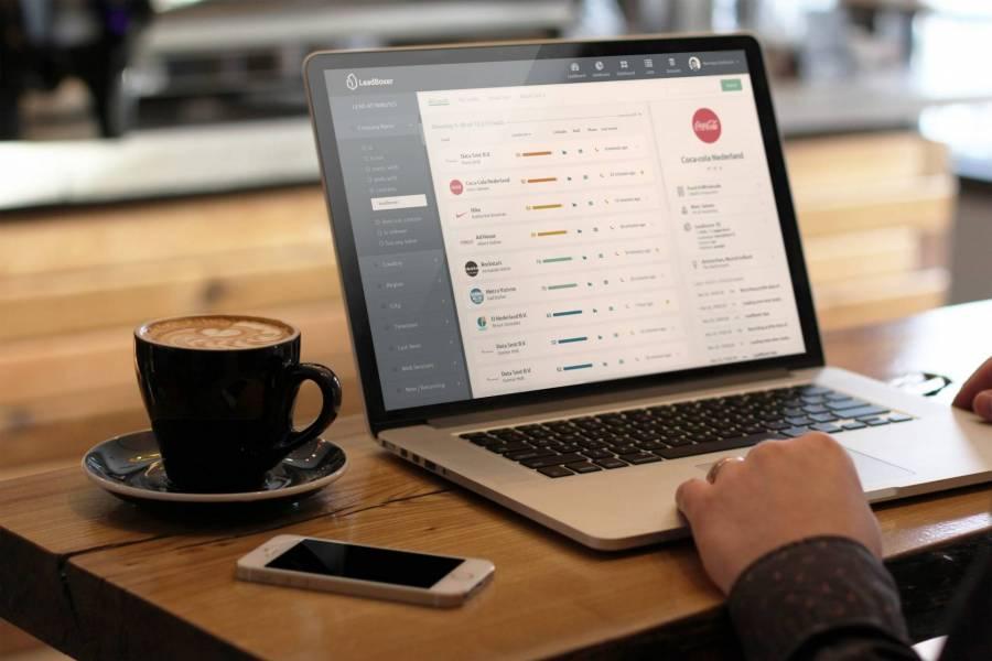 Leadboxer: online lead generation tools