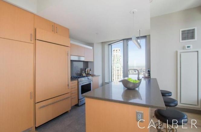 8 Spruce Street Apartment Financial