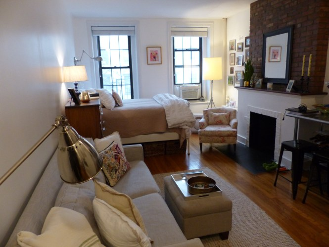 Nyc Apartments West Village Studio Apartment For
