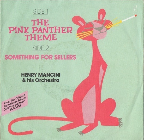 pink panther theme # 55