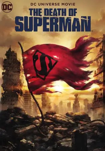 DCU The Death Of Superman For Rent Amp Other New Releases