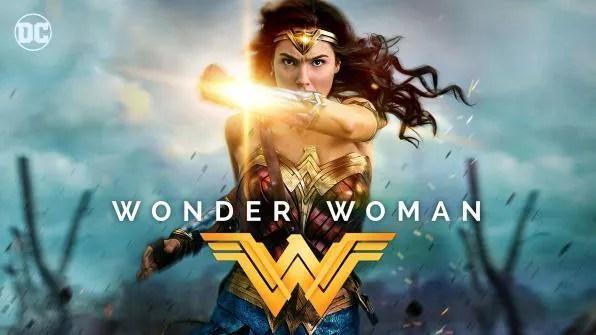 Wonder Woman, Movie on DVD, Action Movies, Adventure Movies, Sci-Fi & Fantasy