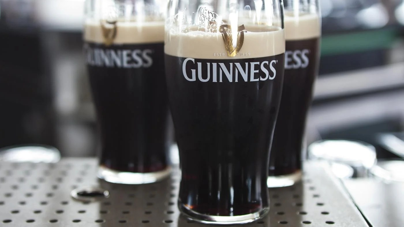 What Is The Alcohol By Volume Percentage Of Guinness Extra