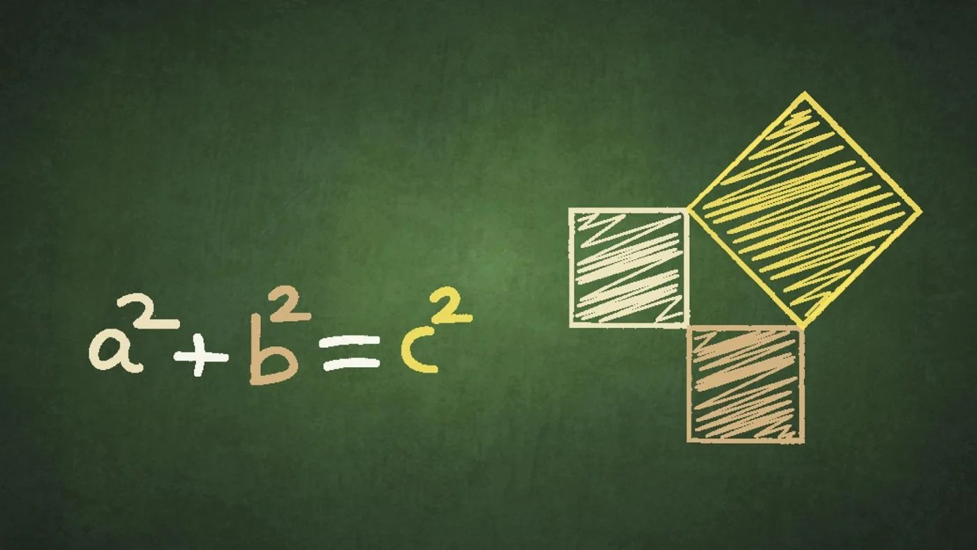 What Are Some Examples In Which The Pythagorean Theorem Is