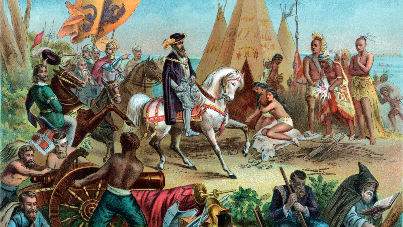 What Is Hernando De Soto Known For