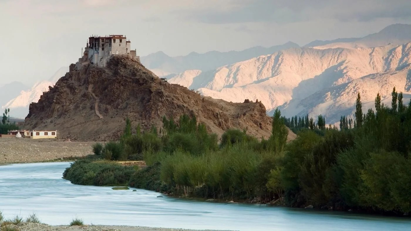 Did Ancient Indus River Valley Cities Have Military
